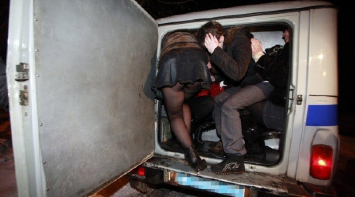 притонов проститутки захват
