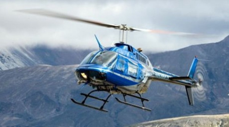 Bell 206 тікұшағы. ©Еas-helicopter.de