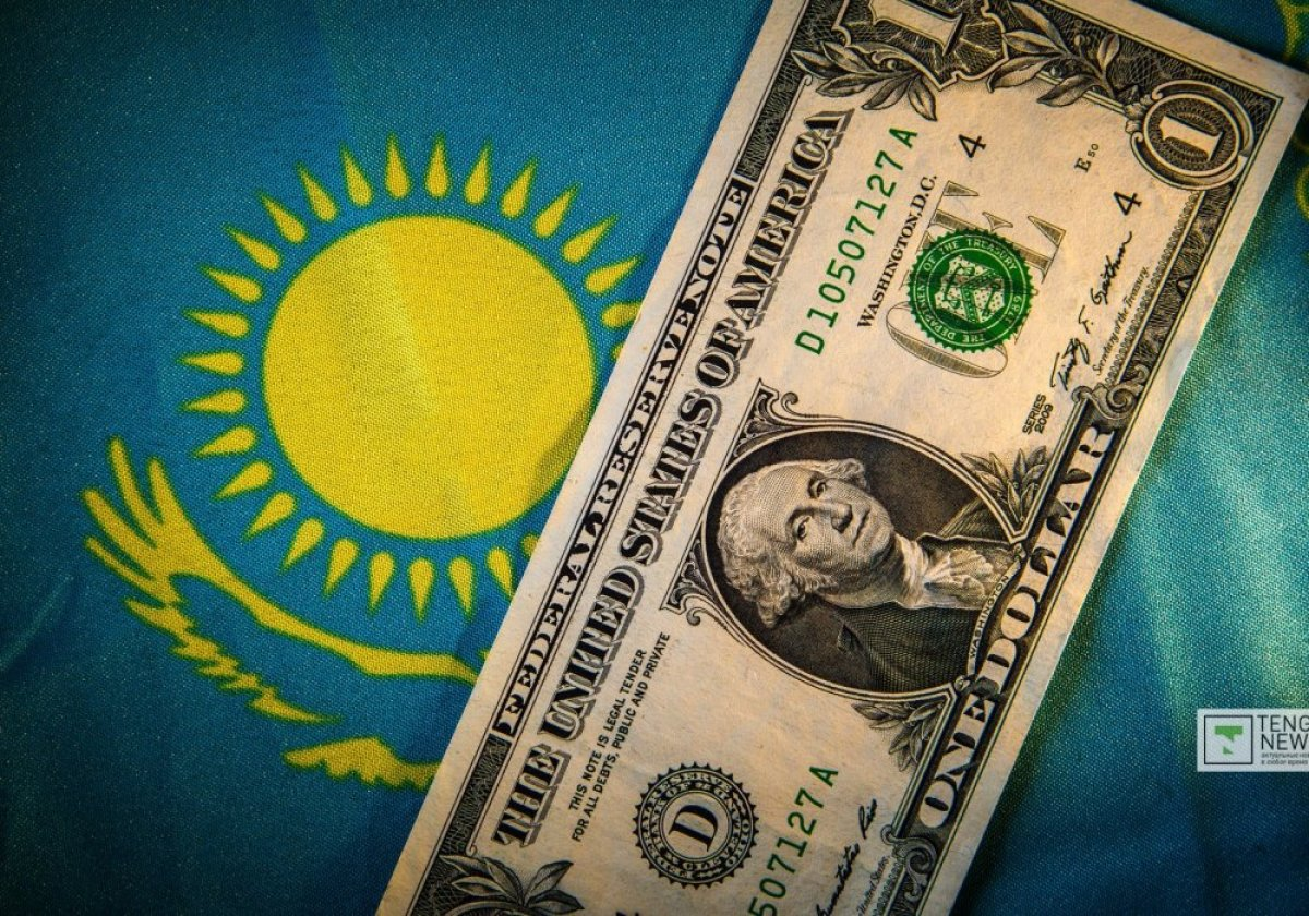 Курс тенге к доллара форекс