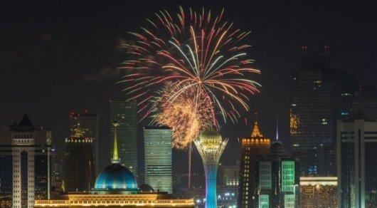 独立日当天首都将举办盛大焰火表演