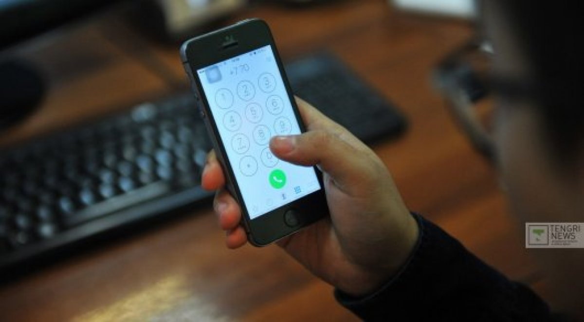 Тіркелмеген телефондар Жаңа жылда байланыссыз қала ма?