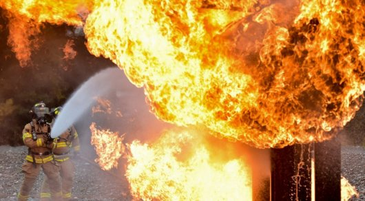 吉尔吉斯一加气站爆炸致2人死亡
