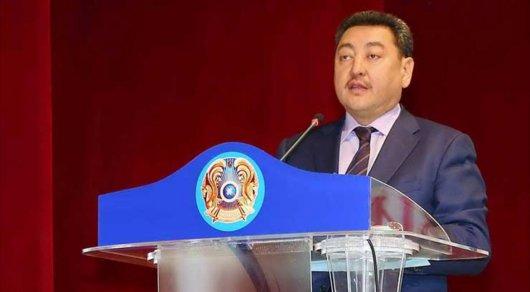 Батырлан Ахметов.