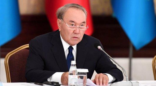 Назарбаев түрік бизнесмендеріне үндеу жасады