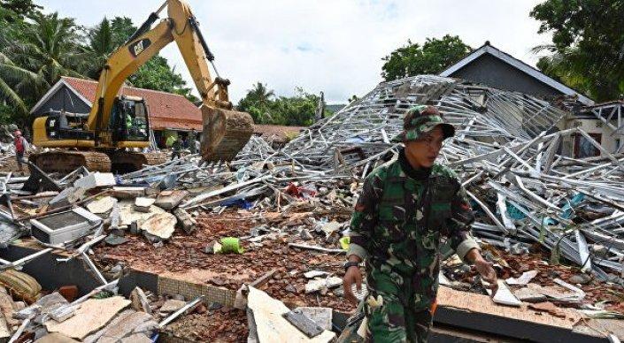 Индонезияда көшкіннен қаза тапқандардың саны 30-дан асты