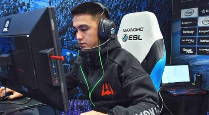 Жүлде қоры миллион доллар CS:GO жарысында қазақстандық команда бірінші жеңісіне қол жеткізді