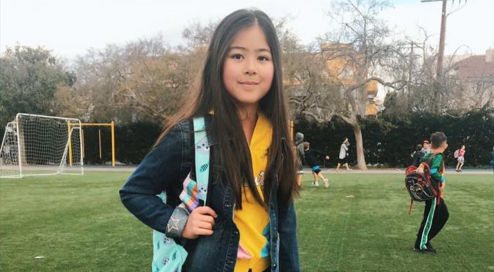 11 жастағы қазақстандық Софи Манасян АҚШ-та дарынды деп танылды