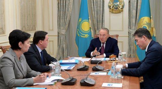Көпбалалы аналар 1 сәуірден бастап көмек алуы тиіс - Нұрсұлтан Назарбаев