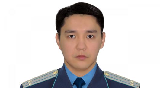 Нұржан Рахметов Байқоңыр прокуроры болып тағайындалды