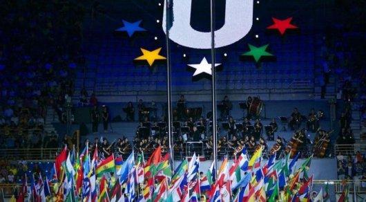Италияда өткен Универсиадада Қазақстан құрамасы жеті медаль иеленді