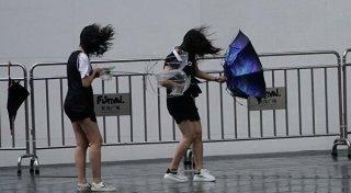Қытайда жойқын тайфуннан қаза тапқандар саны 43-ке жетті - © REUTERS / Aly Song