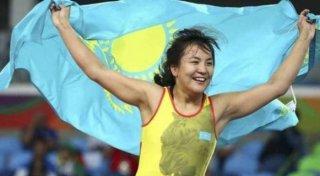 Тағы бір қазақстандық спортшы қыз Олимпиадаға жолдама алды -