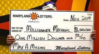 © Maryland Lottery
