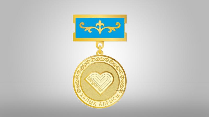 Қазақстанда коронавируспен күрескендер медальмен марапатталады