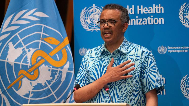 ДДҰ басшысы пандемияның жаңа қауіпті кезеңі туралы мәлімдеме жасады