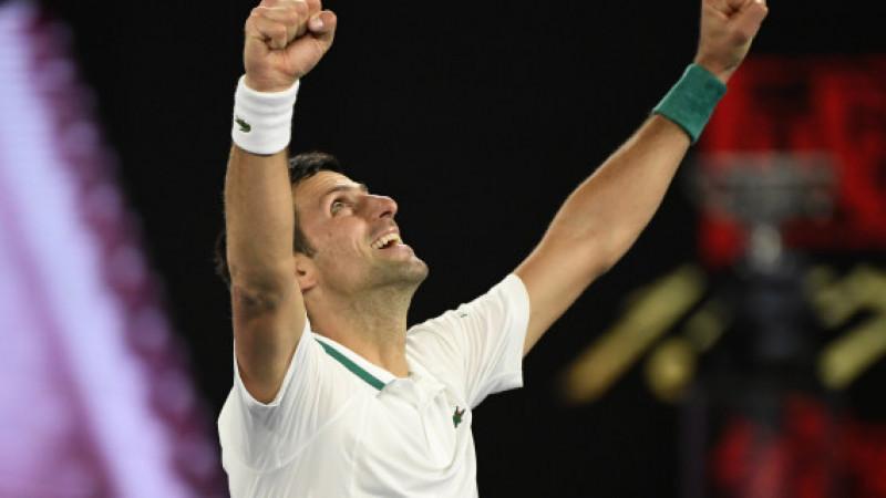 Джокович Australian Open турнирінде жеңіп, рекорд орнатты
