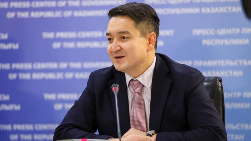 Берік Шолпанқұлов Ұлттық Банк төрағасының орынбасары болып тағайындалды