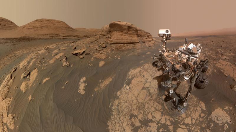 NASA алғаш рет Марстағы ауа райын жариялады
