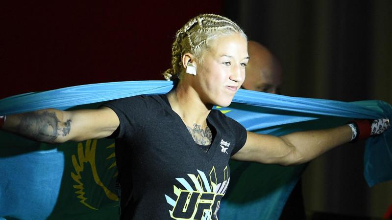 Агапова UFC-дегі жеңісі үшін рекордтық көлемде сыйақы алды