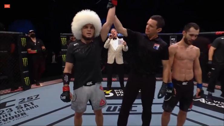 Қазақстандық Сергей Морозов UFC-дегі дебютінде жеңілді
