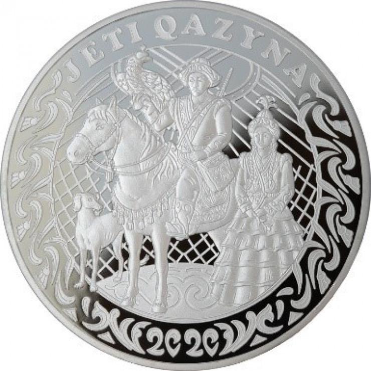 Ұлттық банк номиналы 5 мың теңгелік монета шығарады 6